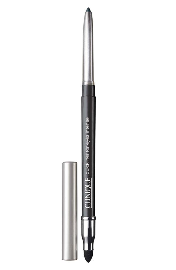 Alternate Image 1 Selected - Clinique 'Quickliner for Eyes - Intense' Eyeliner Pencil