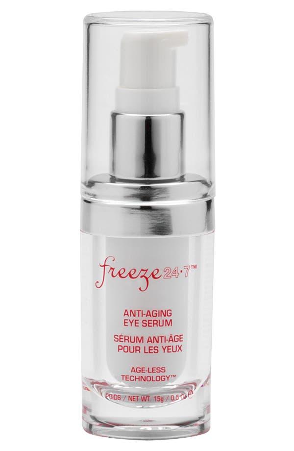 Alternate Image 1 Selected - Freeze 24-7® Anti-Aging Eye Serum
