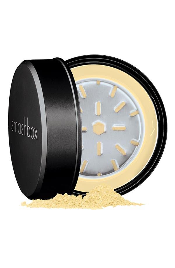 Alternate Image 1 Selected - Smashbox 'Halo Yellow' Anti Redness Hydrating Powder