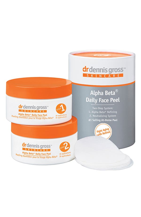 Alternate Image 2  - Dr. Dennis Gross Skincare Alpha Beta® Daily Face Peel