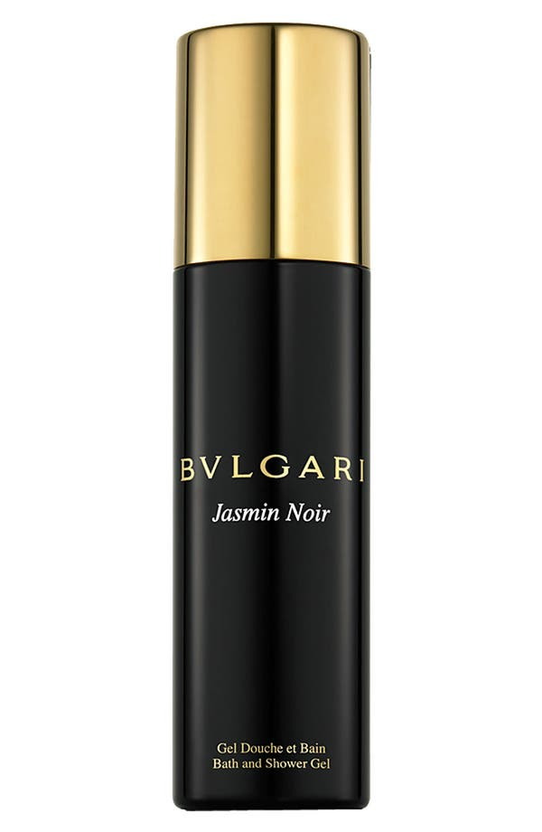 Alternate Image 1 Selected - BVLGARI 'Jasmin Noir' Bath & Shower Gel