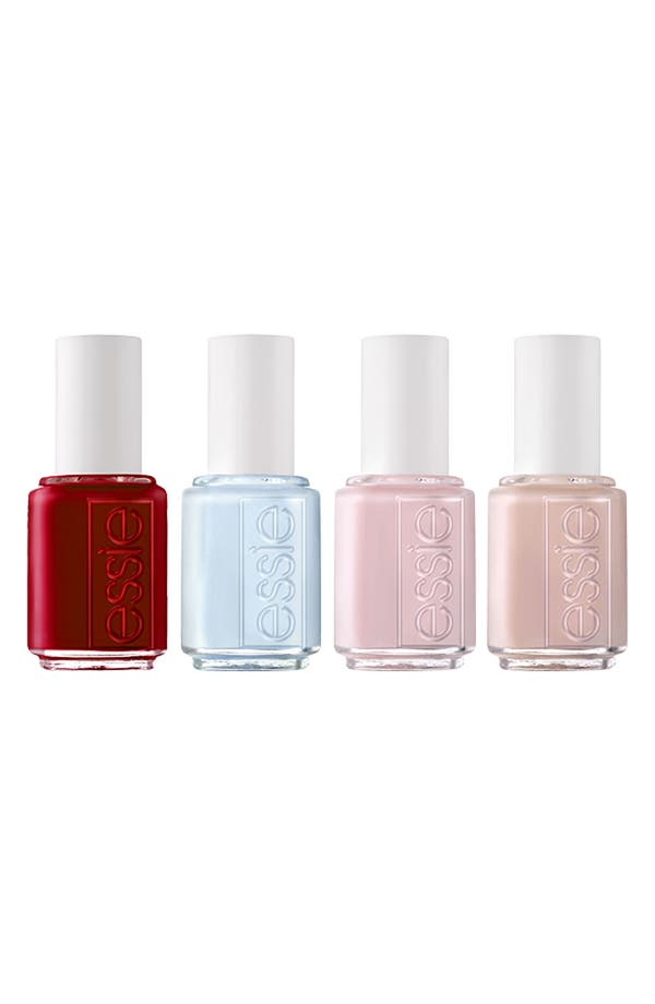 Alternate Image 1 Selected - essie® 'Winter Collection' Mini 4-Pack