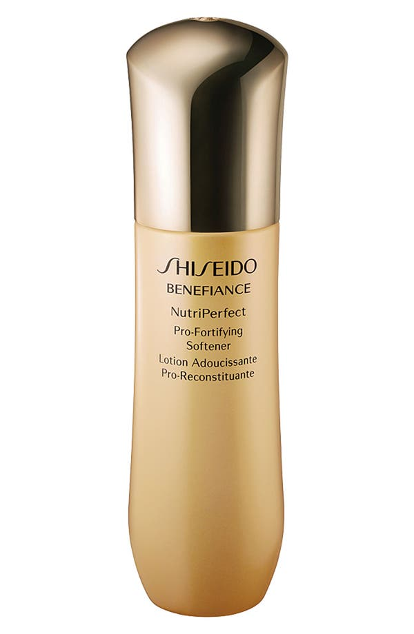 Alternate Image 1 Selected - Shiseido 'Benefiance NutriPerfect' Pro-Fortifying Softener