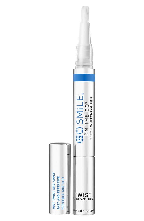 Alternate Image 1 Selected - GO SMiLE® 'On the Go®' Teeth Whitening Pen
