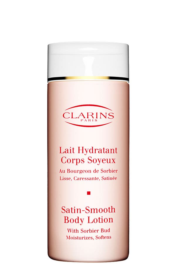 Alternate Image 1 Selected - Clarins 'Satin-Smooth' Body Lotion