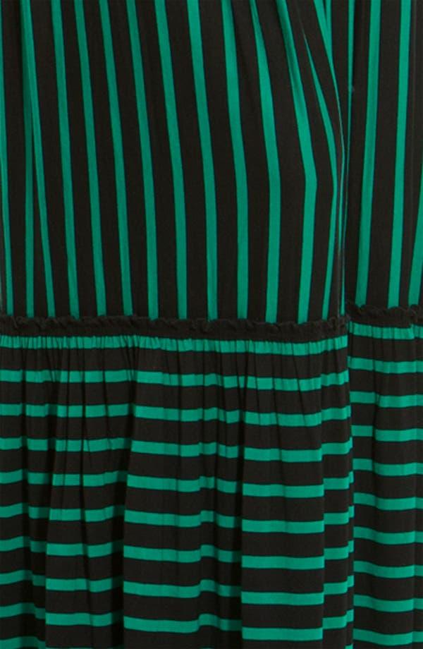 Alternate Image 3  - Calvin Klein Stripe Maxi Dress