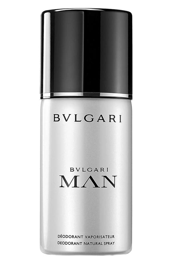 Main Image - BVLGARI MAN Deodorant Natural Spray (Nordstrom Exclusive)