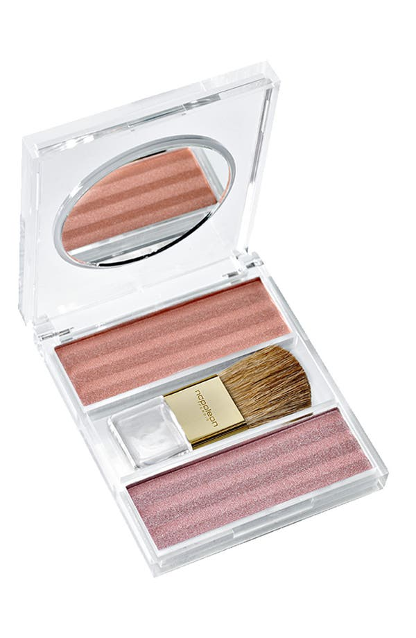 Alternate Image 1 Selected - Napoleon Perdis 'Cheek to Chic' Blush Duo