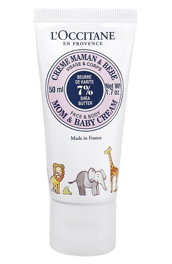 Main Image - L'Occitane 'Mom & Baby' Face & Body Cream