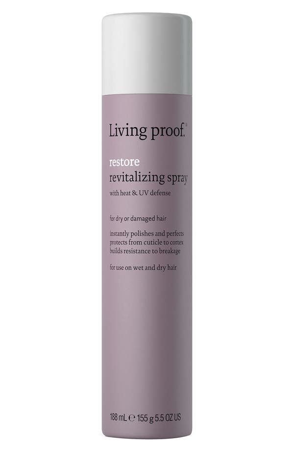 Alternate Image 1 Selected - Living proof® 'Restore' Revitalizing Hair Spray