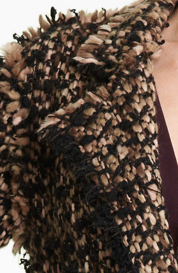 Alternate Image 3  - Lanvin 'Winter' Tweed Coat