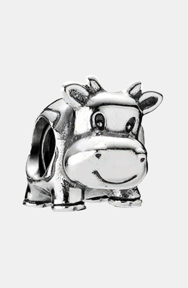 Alternate Image 1 Selected - PANDORA Cow Charm