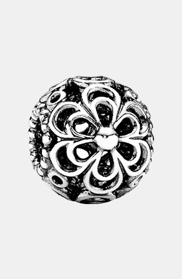 Alternate Image 1 Selected - PANDORA 'Picking Daisies' Charm