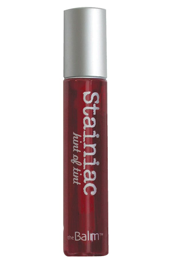 Alternate Image 1 Selected - theBalm® 'Stainiac®' Cheek & Lip Stain
