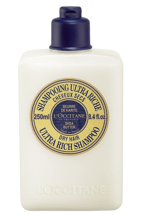 Alternate Image 1 Selected - L'Occitane Shea Ultra Rich Shampoo