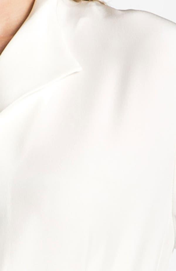 Alternate Image 3  - Lafayette 148 New York 'Audrey' Silk Blouse