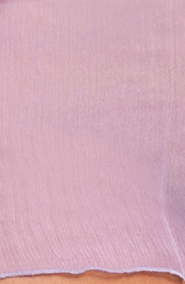 Alternate Image 3  - Zinke 'First Kiss' Flutter Shorts