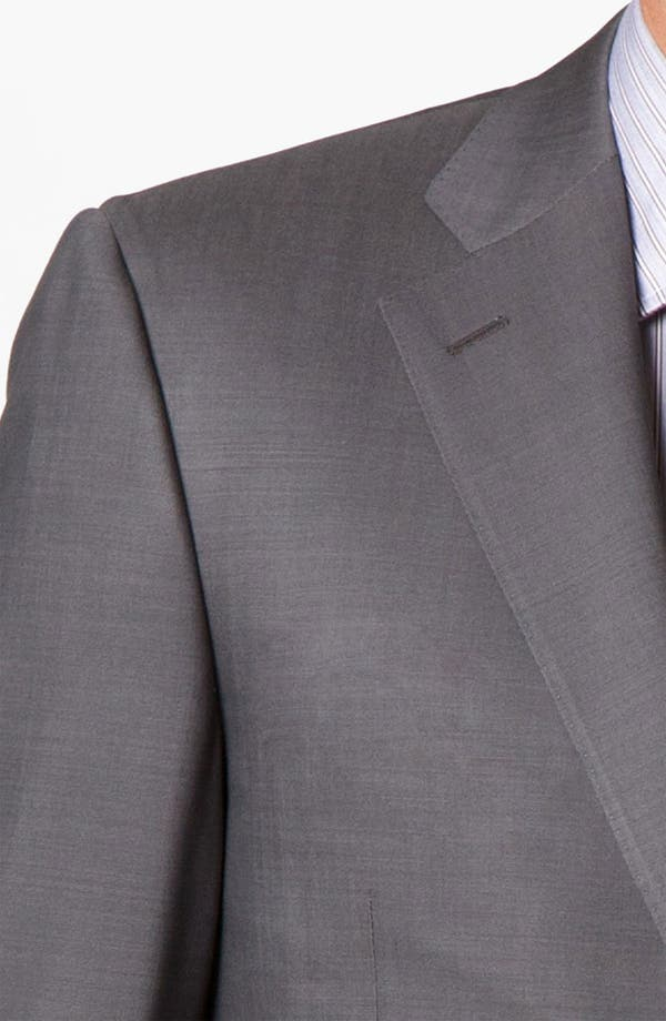 Alternate Image 6  - Canali Wool Suit