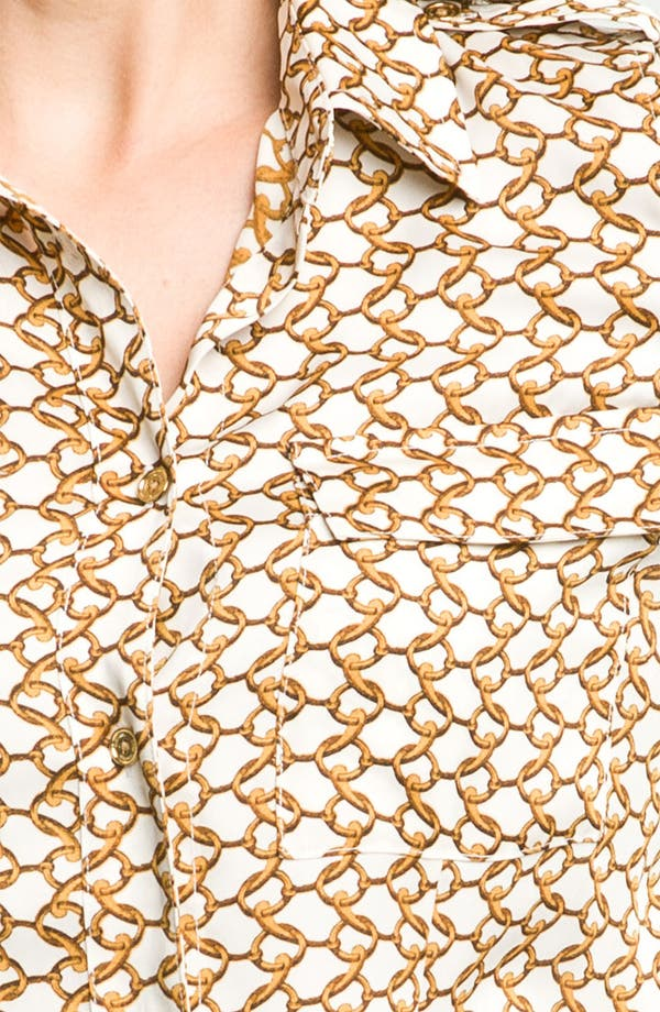 Alternate Image 3  - MICHAEL Michael Kors Print Shirt