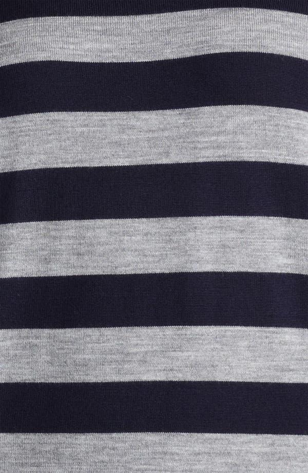 Alternate Image 3  - Burberry London Stripe Knit Sweater