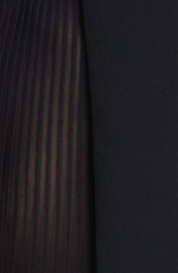 Alternate Image 3  - Vionnet Plisse Panel Techno Cady Dress