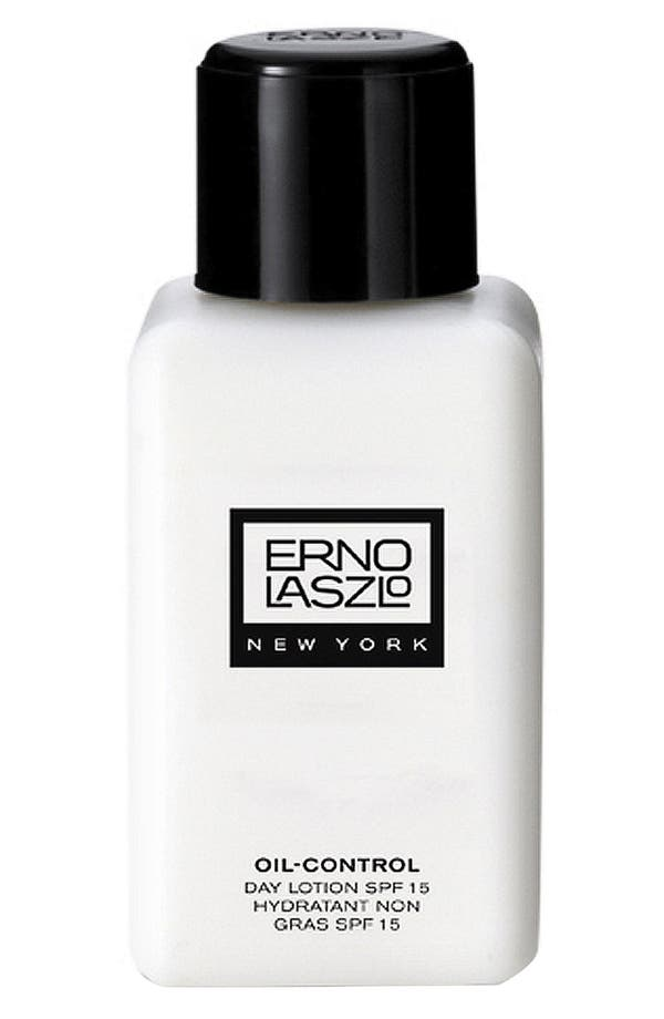 Alternate Image 1 Selected - Erno Laszlo Oil Control Day Lotion SPF 15