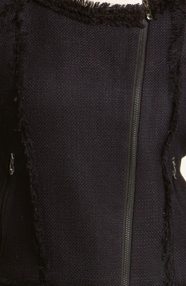 Alternate Image 3  - Mcginn 'Sasha' Contrast Trim Tweed Jacket