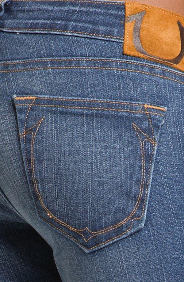 Alternate Image 3  - True Religion Brand Jeans 'Bobby' Bootcut Jeans (Del Mar Medium)