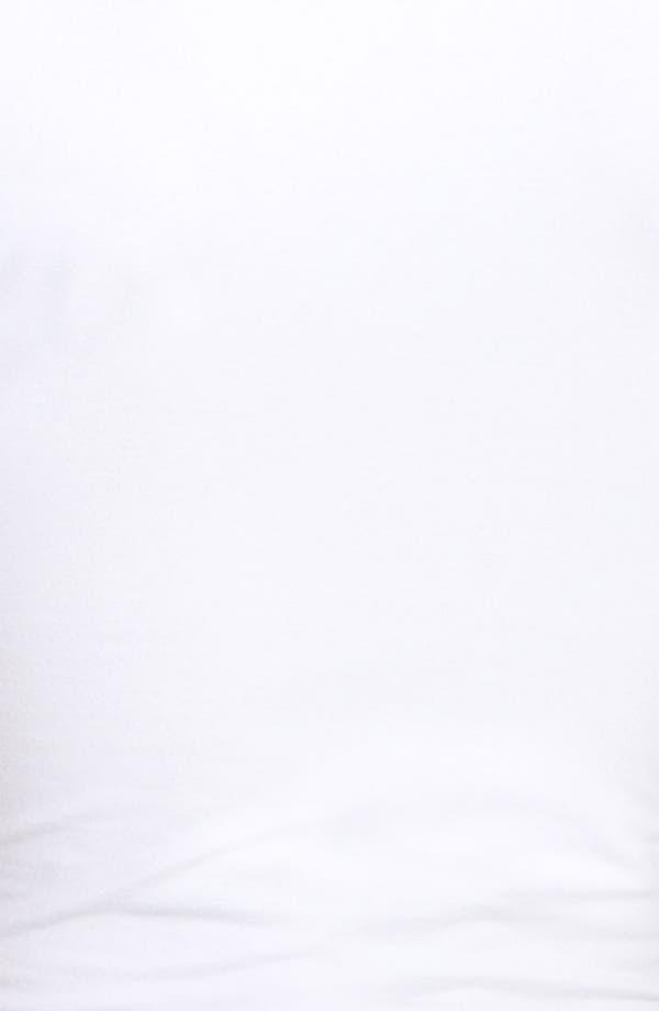 Alternate Image 3  - Michael Kors 'Defined' Stretch Cotton V-Neck T-Shirt