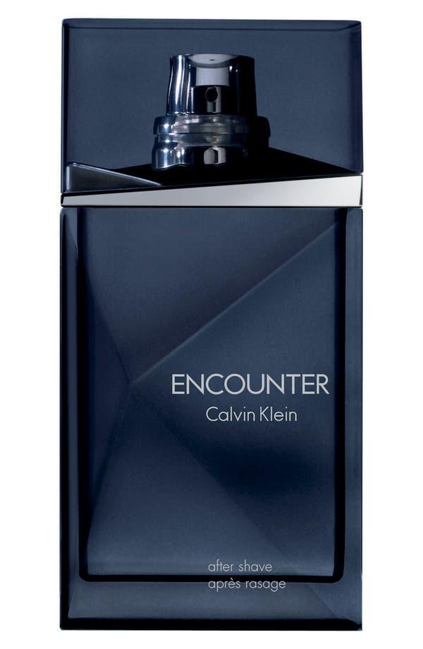 Alternate Image 1 Selected - Calvin Klein 'Encounter' After Shave Spray