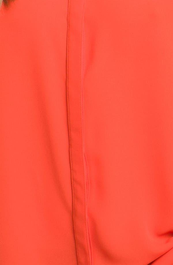 Alternate Image 3  - Chloe K Western Shirt (Juniors)