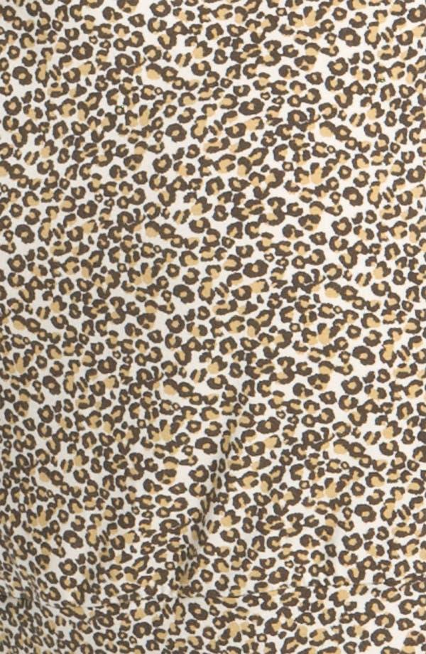 Alternate Image 3  - A.P.C. Leopard Print Turtleneck Dress
