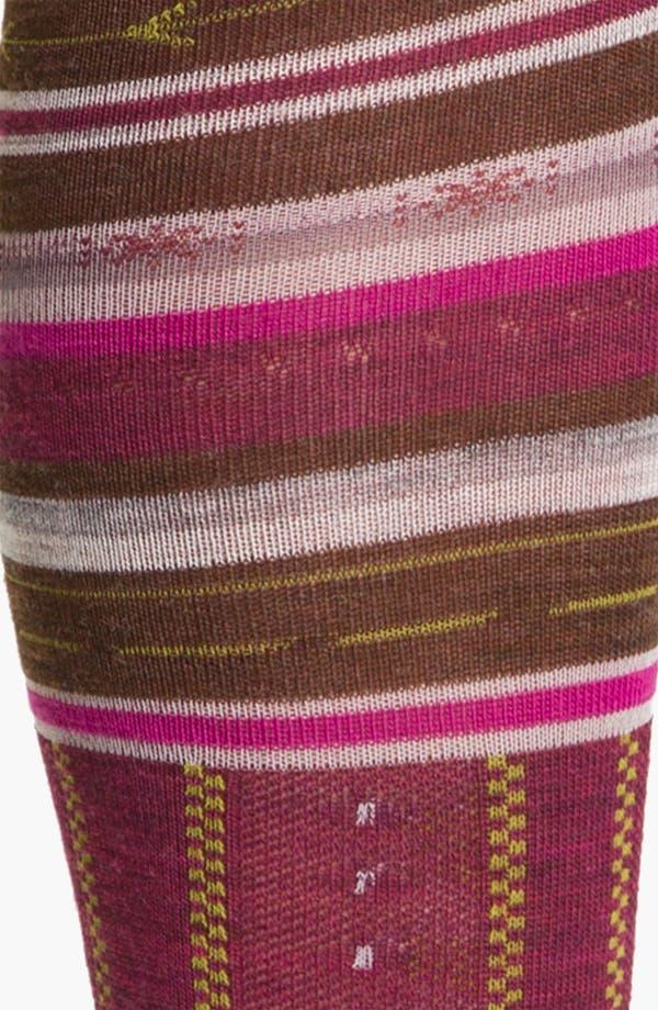 Alternate Image 2  - Smartwool 'Gleaming Seedling' Knee Socks