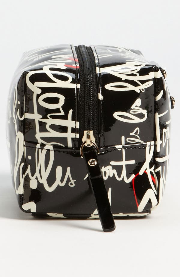 Alternate Image 2  - kate spade new york 'garance doré - davie' cosmetics case