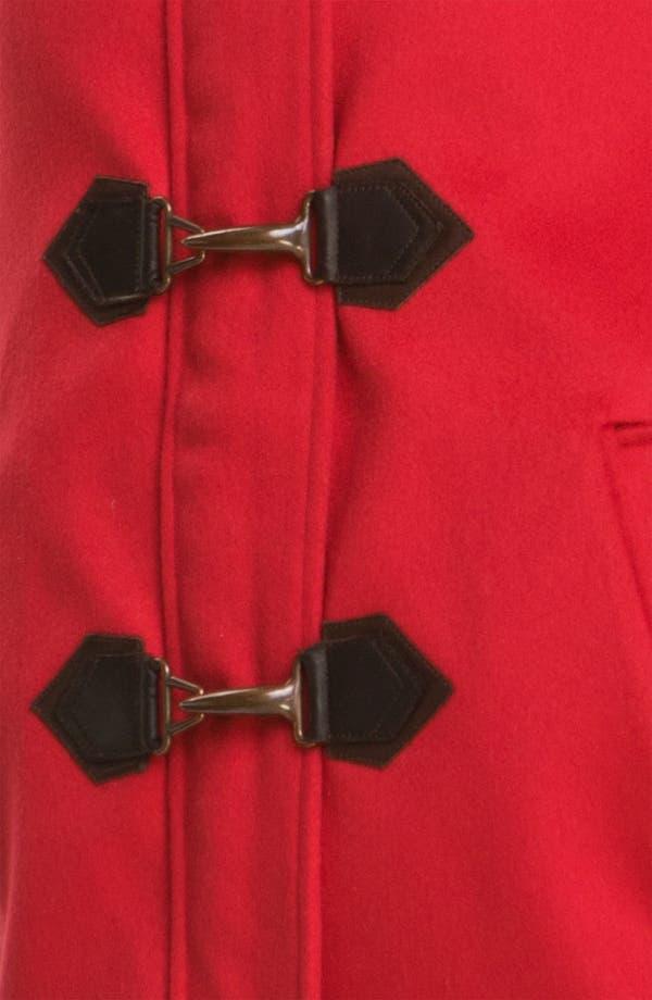 Alternate Image 3  - rag & bone Crop Duffle Coat