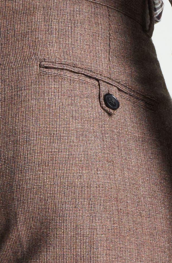 Alternate Image 6  - Billy Reid 'Campbell - Heirloom Collection' Tweed Suit