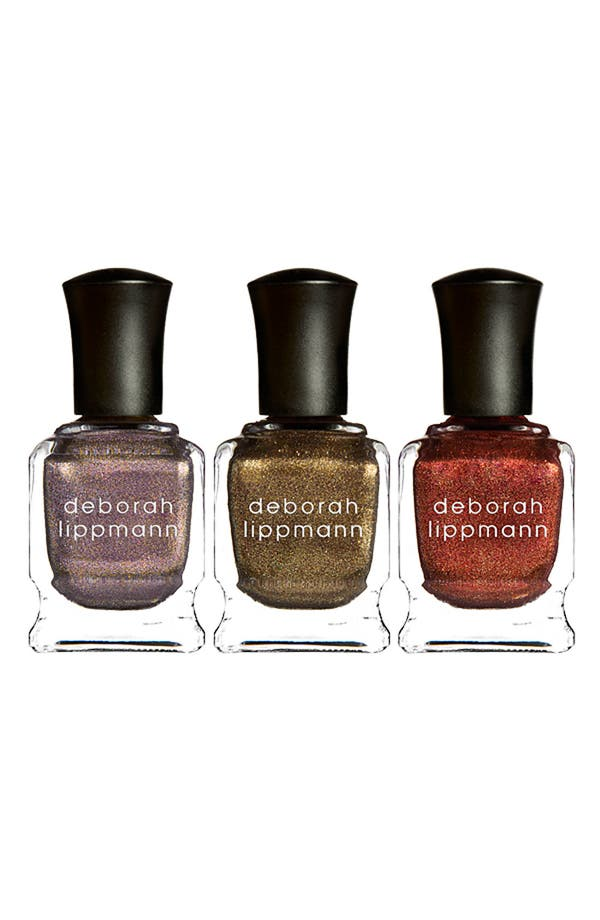 Alternate Image 1 Selected - Deborah Lippmann 'Rock This Town' Nail Lacquer Trio