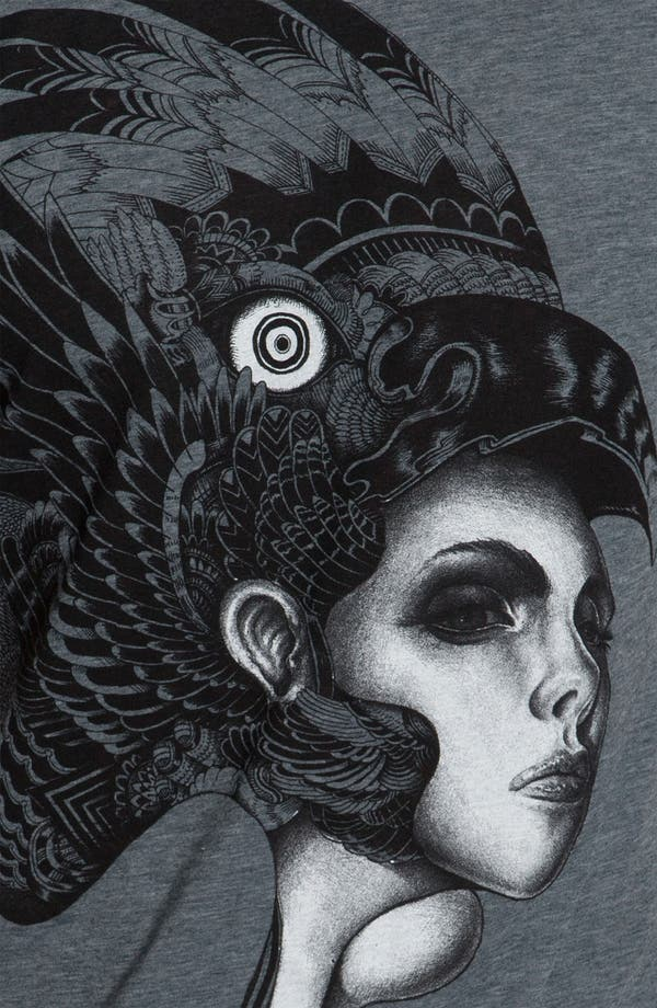 Alternate Image 3  - Rook 'Eagle Headdress' T-Shirt