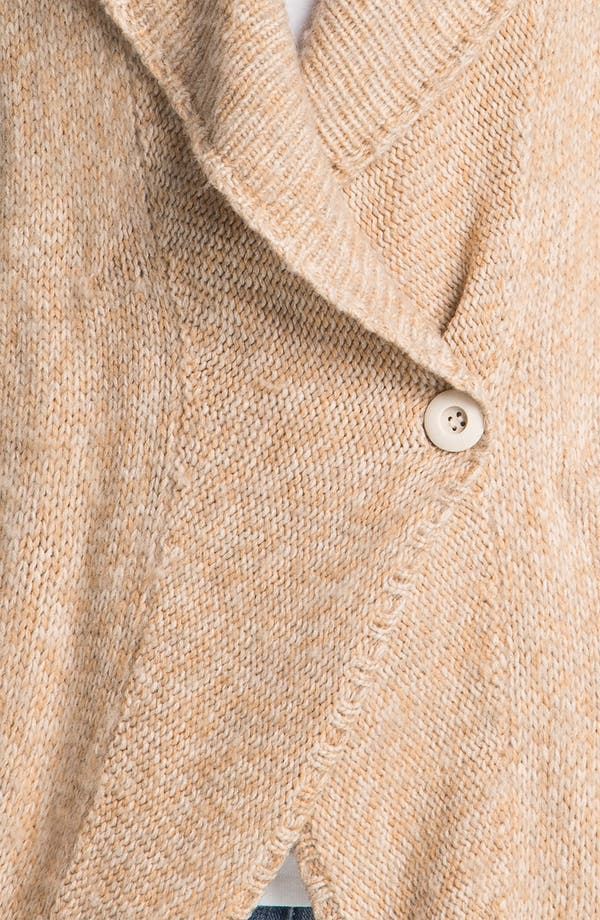Alternate Image 3  - Hinge® Shawl Collar Cardigan