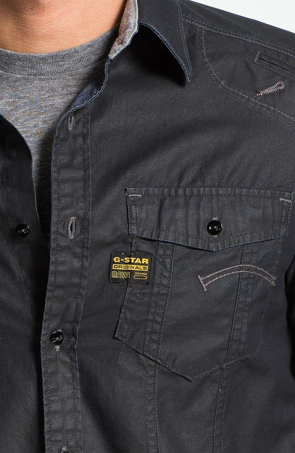 Alternate Image 3  - G-Star Raw 'Modernist' Work Shirt