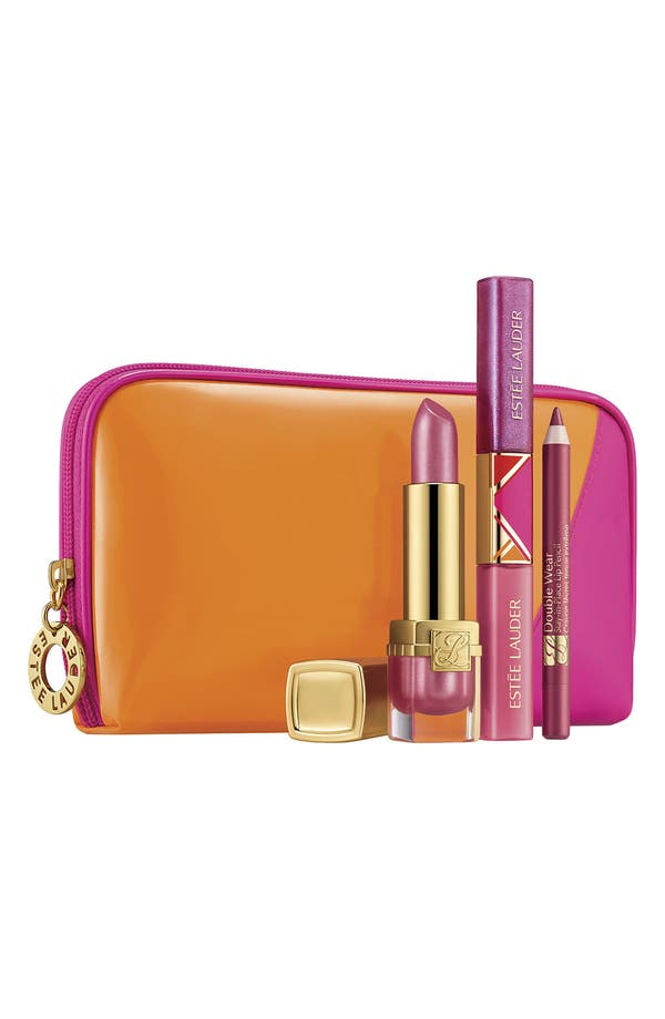 Alternate Image 1 Selected - Estée Lauder 'Art of Lips - Chic Pink' Gift Set ($42.50 Value)