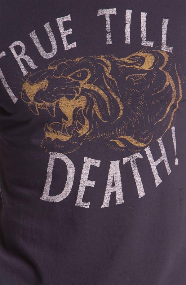 Alternate Image 3  - CXXVI 'True 'Till Death' T-Shirt