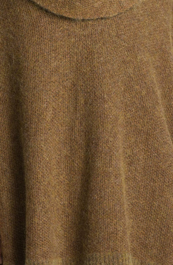 Alternate Image 3  - Eileen Fisher Cowl Neck Web Knit Sweater