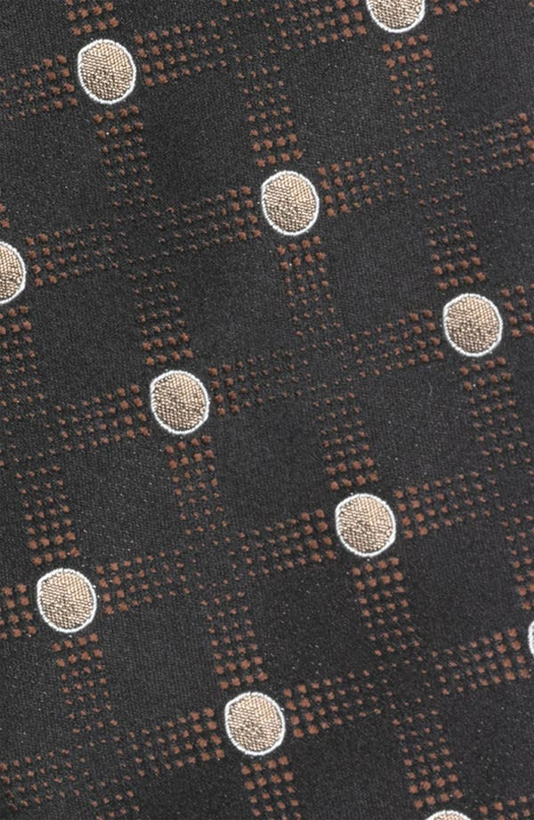 Alternate Image 2  - BOSS Black Woven Silk Tie (Online Exclusive)