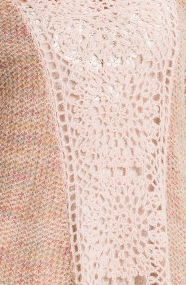 Alternate Image 3  - Free People Crochet Pullover Hoodie