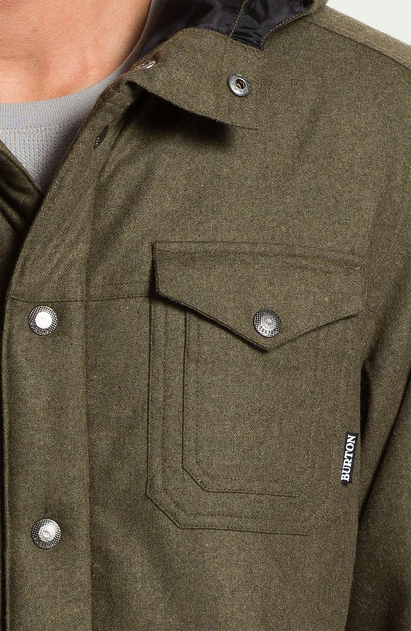 Alternate Image 3  - Burton 'Nelson' Hooded Woven Jacket
