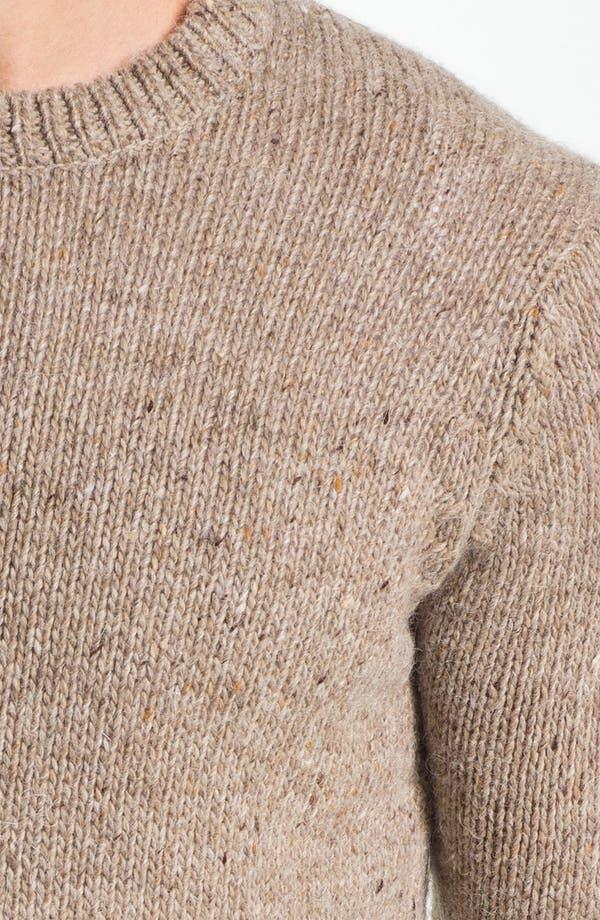Alternate Image 3  - RVCA 'Ahab' Crewneck Sweater