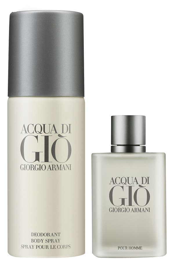 Alternate Image 1 Selected - Acqua di Giò pour Homme Fragrance Set ($65 Value)