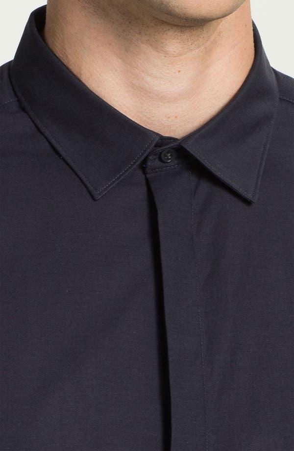 Alternate Image 3  - Ben Sherman Solid Woven Shirt