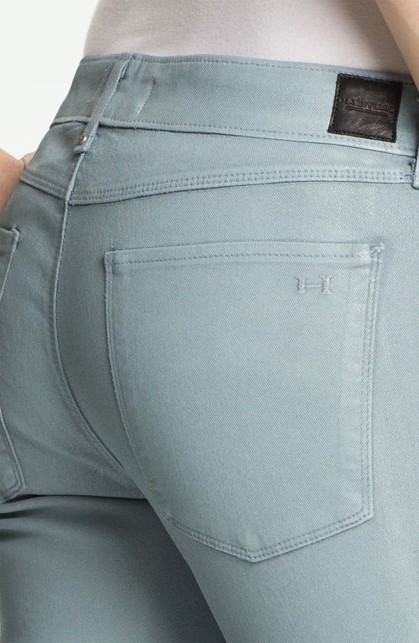 Alternate Image 3  - Habitual 'Angelina' Coated Cigarette Leg Stretch Jeans